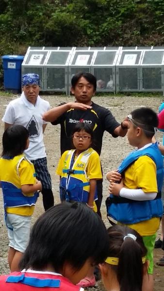 子供達も真剣に右京さんの説明を聞いています。